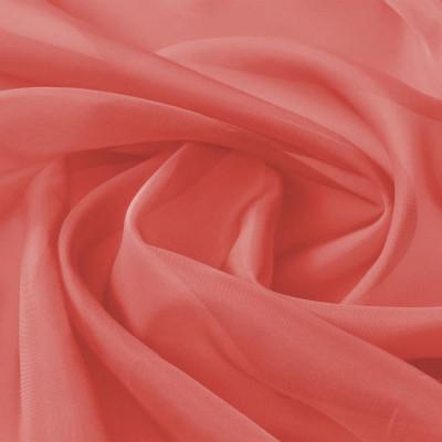 Tissu de rideau 1,45 x 20 m Rouge