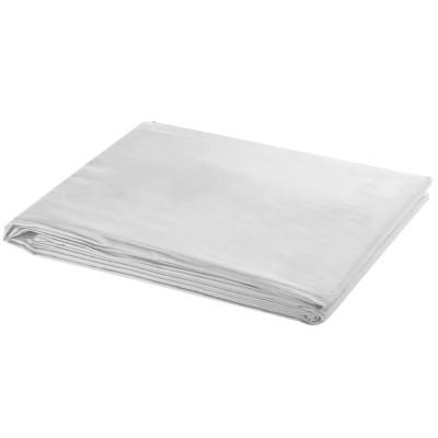 Toile de fond 500 x 300 cm Blanc
