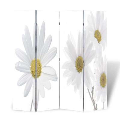 Paravent 160 x 180 fleurs