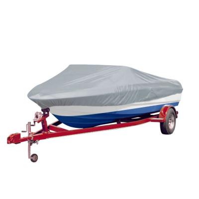 Housse pour bateau gris 610-671 cm (longueur) 254 cm (largeur)