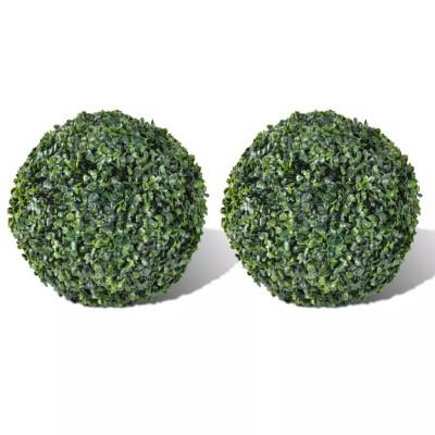 Plante artificielle 2 pcs 27 cm