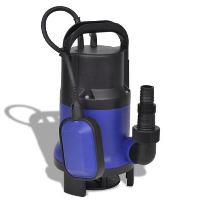 Pompe submersible électrique pour Eaux Usées Jardin 400 W
