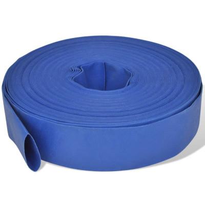 Tuyau plat en PVC pour la distribution de l'eau 50 m 2