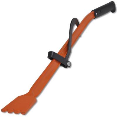 Levier d'abattage avec crochet courbé Poignée en ABS