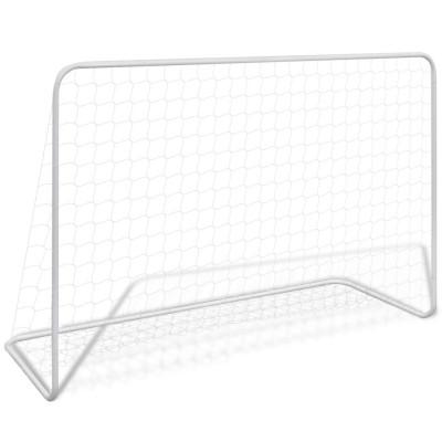 Cage de football en acier 182 x 61 x 122 cm