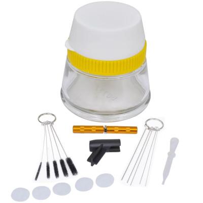 Kit de nettoyage 3 en 1 pour aérographe