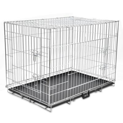 Cage en métal pliable pour chien XL