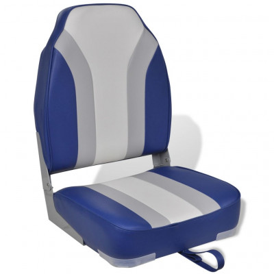 Chaise pliable de bateau Haut dossier