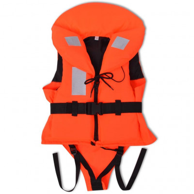 Gilet de sauvetage pour enfants 100 N 20-30 kg