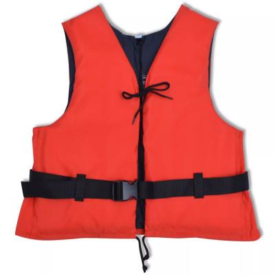Aide à la flottabilité 50 N 70-90 kg rouge
