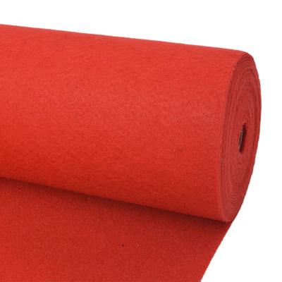 Tapis pour exposition 1 x 24 m rouge
